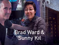 Brad Ward & Sunny Kil
